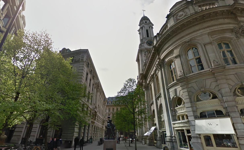1-3 Royal Exchange Buildings